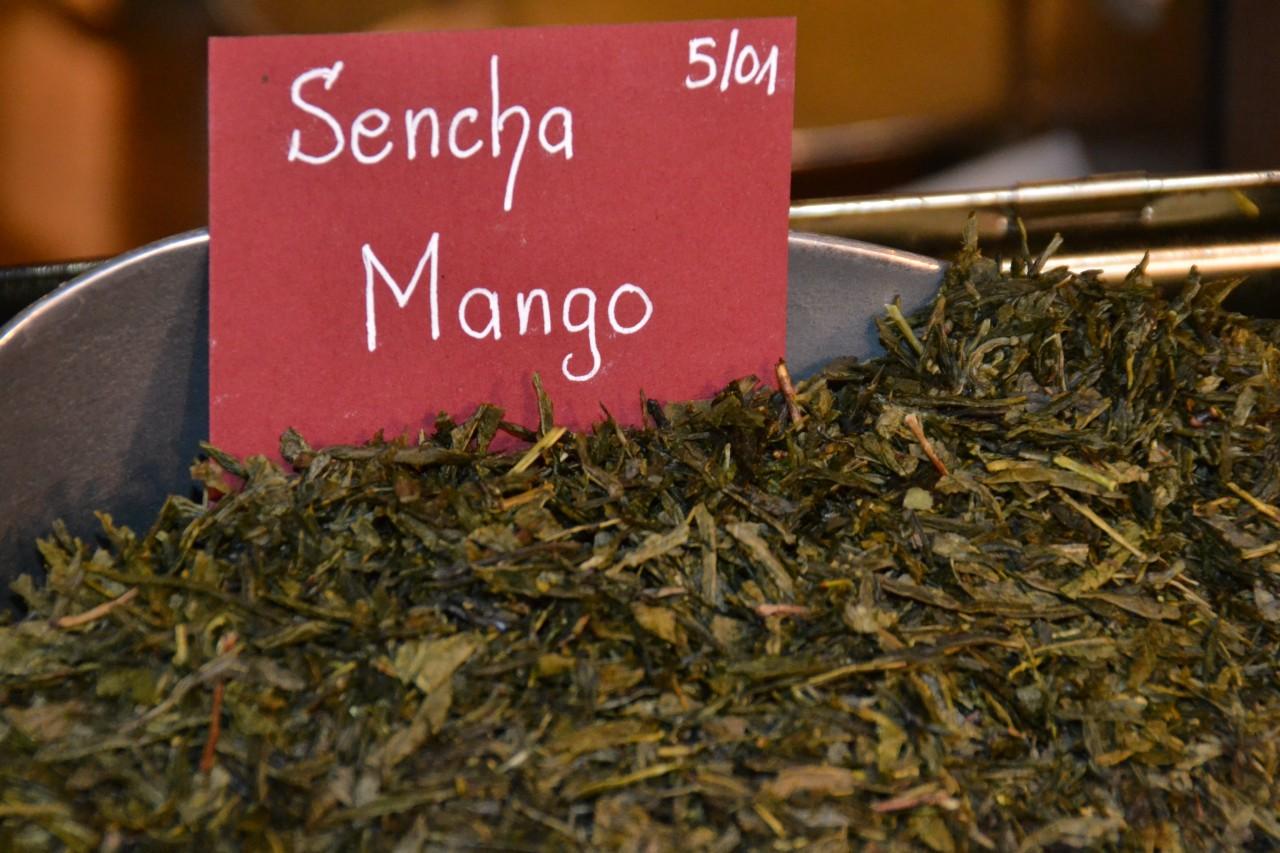 Sencha Mango