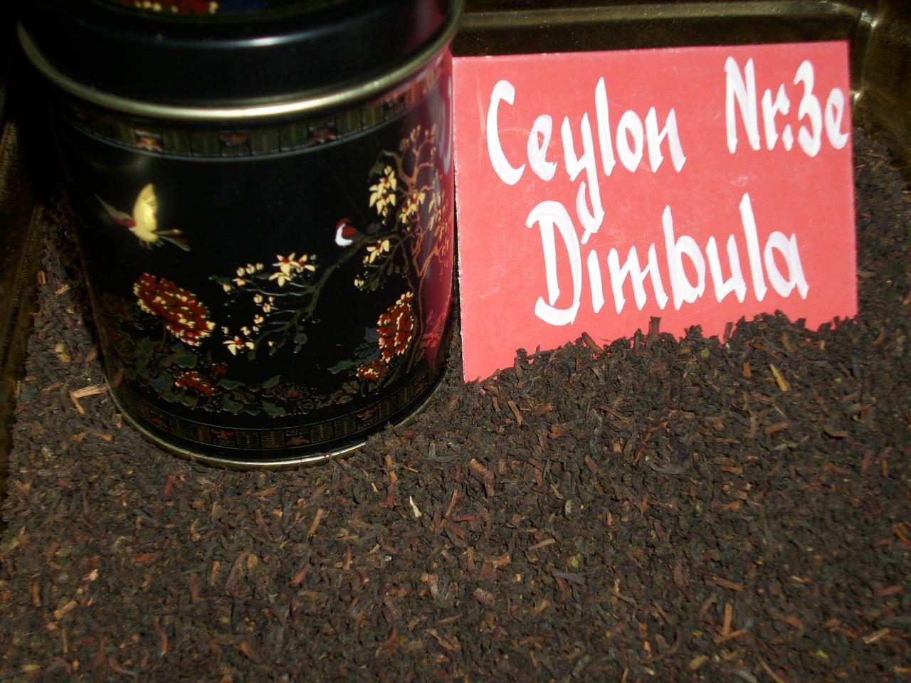 Ceylon Dimbula 3e