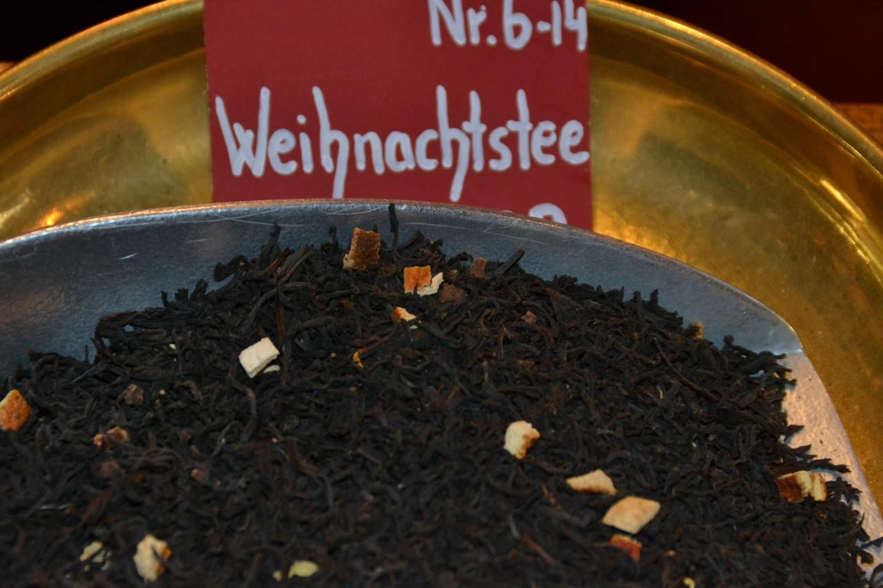 Schwarztee Kieler Teepunsch/Weihnachtstee