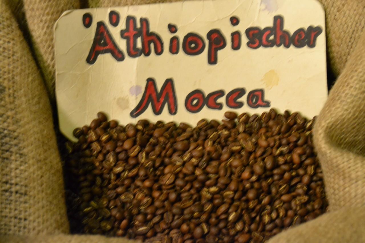 Kaffee Äthiopischer Mocca