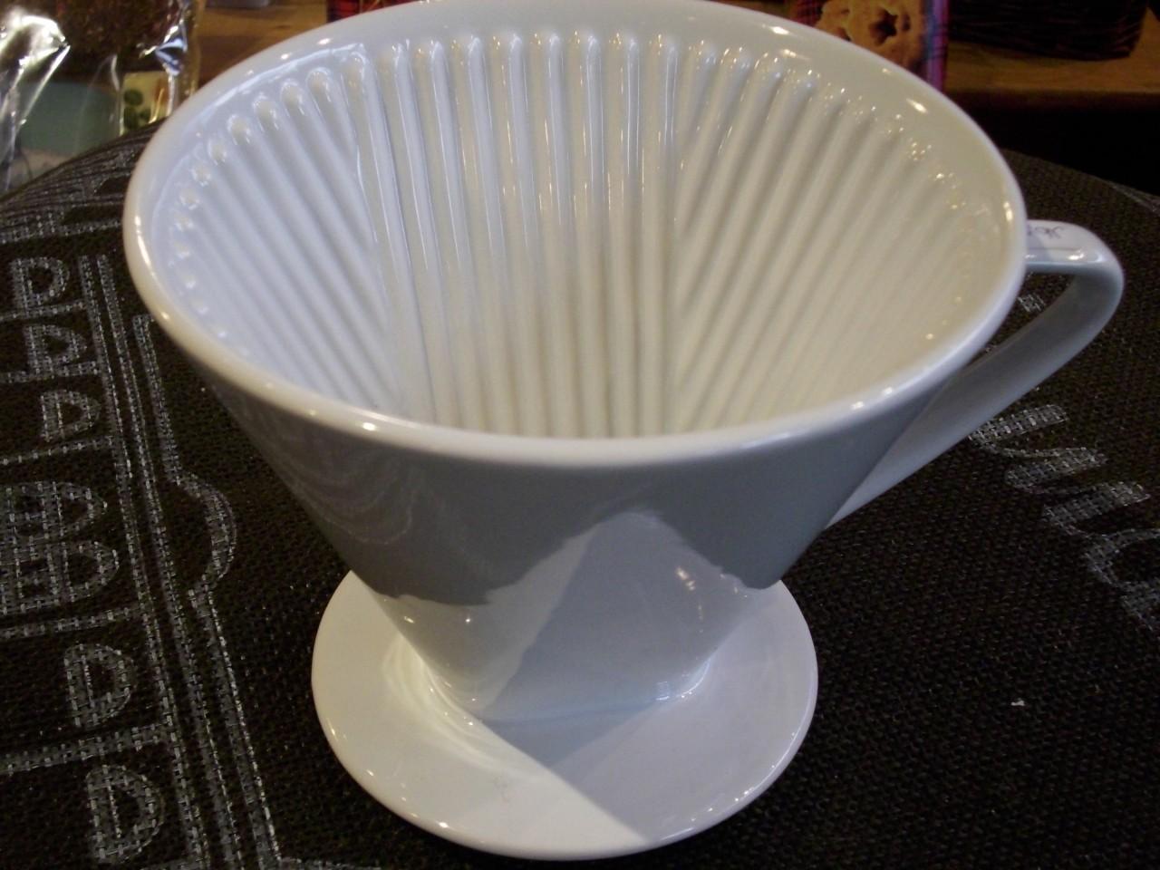 Porzellan-Filter