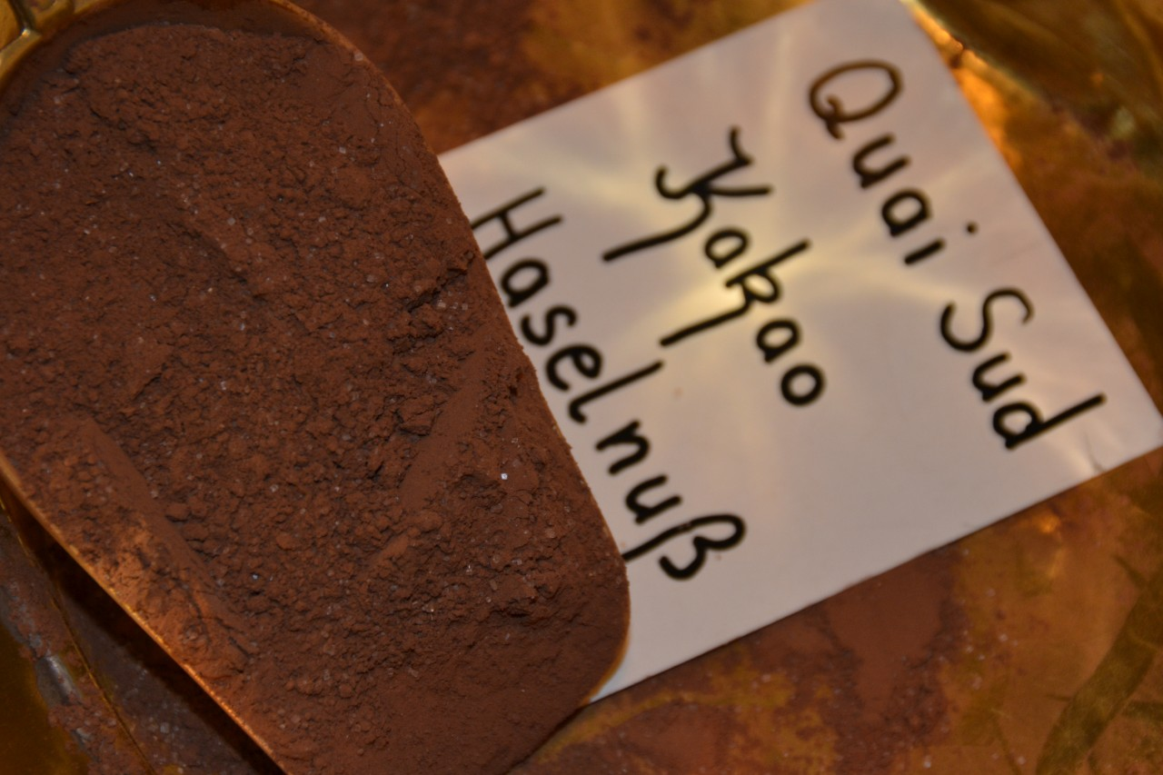 Kakao Haselnuß