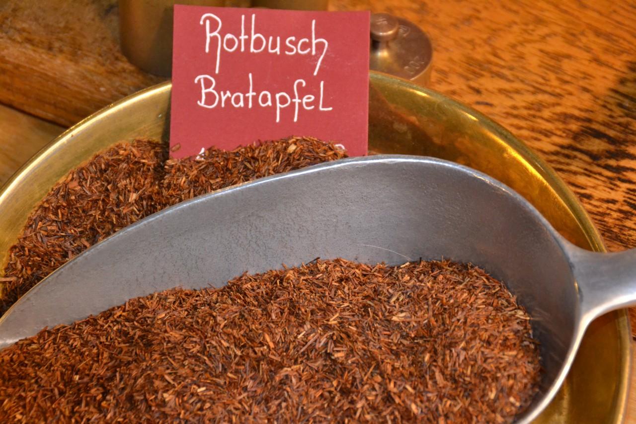 Rotbusch Bratapfel