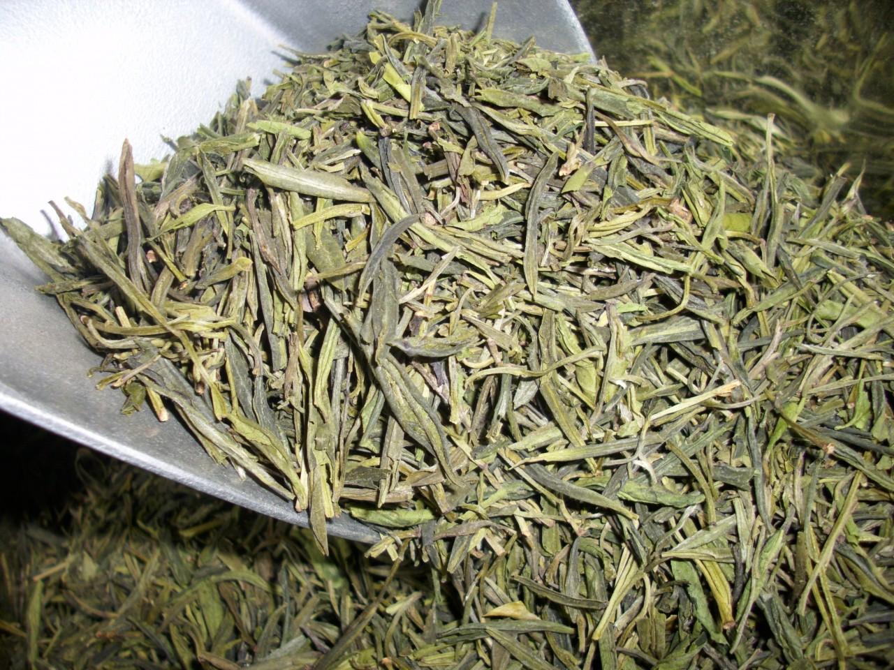 Gelber Tee Kekecha