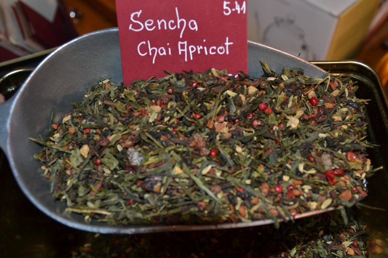 Sencha Chai-Apricot
