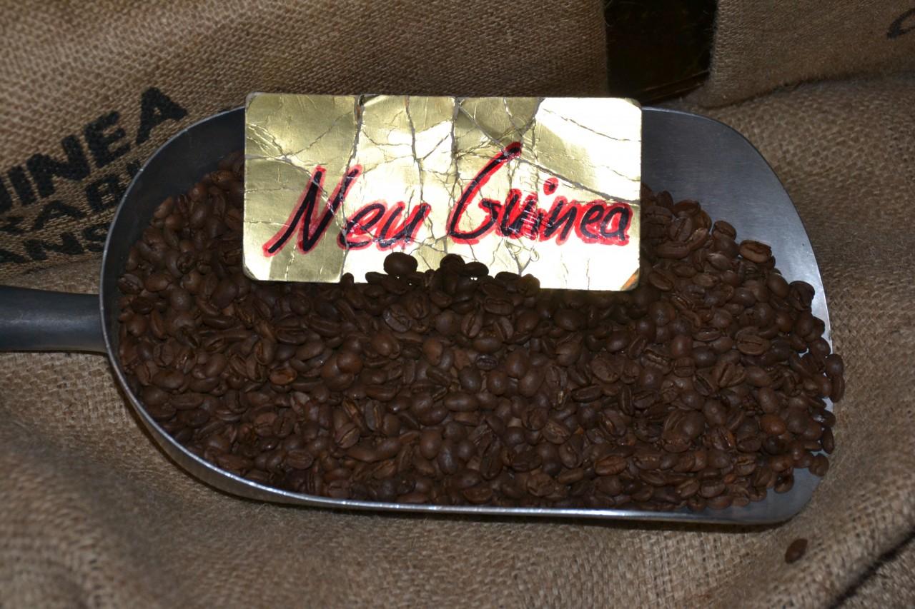 Kaffee Neu Guinea