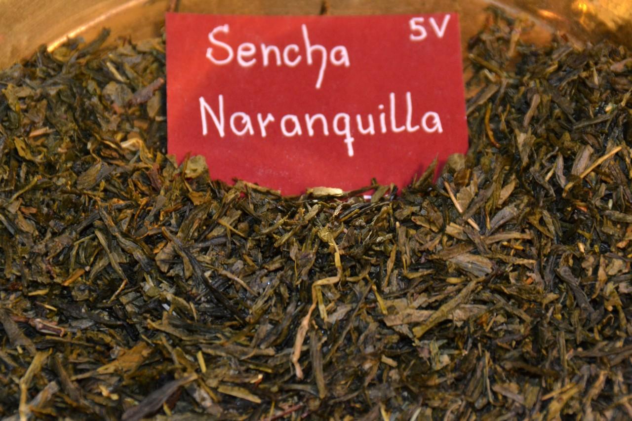 Sencha Naranquilla