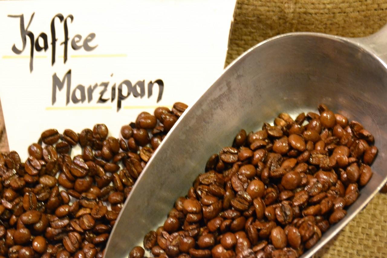 Kaffee Marzipan