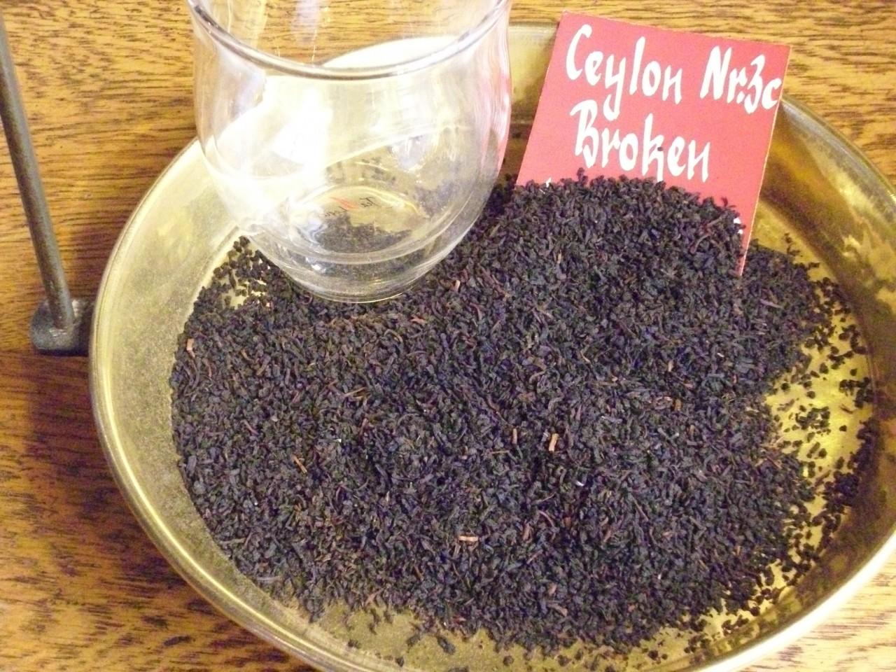 Ceylon Broken 3c
