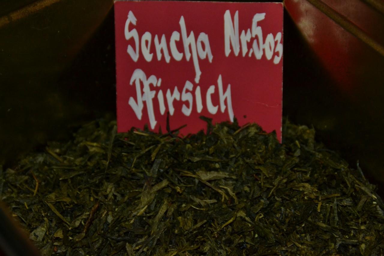 Sencha Pfirsich