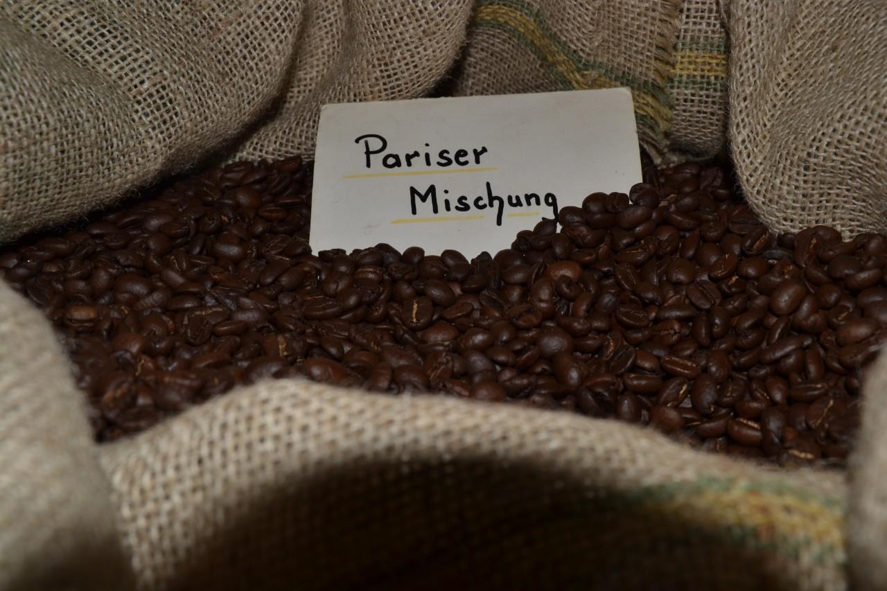 Kaffee Pariser Mischung