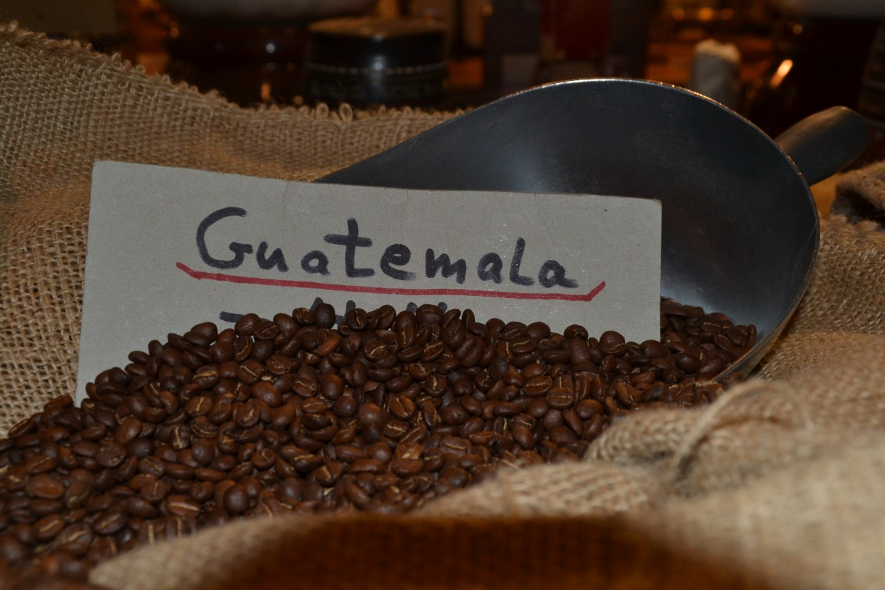 Kaffee Guatemala