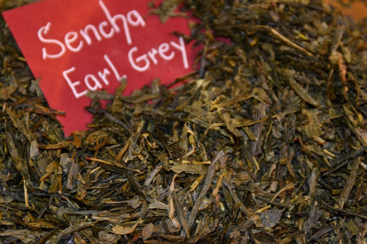 Sencha Earl Grey