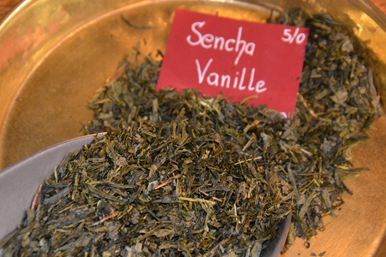 Sencha Vanille