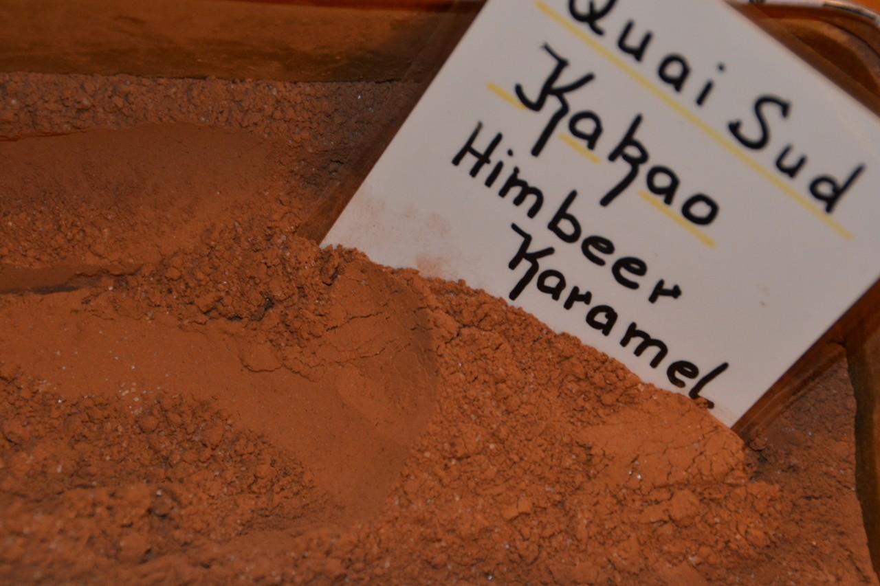 Kakao Himbeer-Karamel
