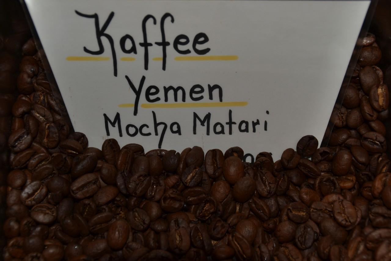 Kaffee Yemen