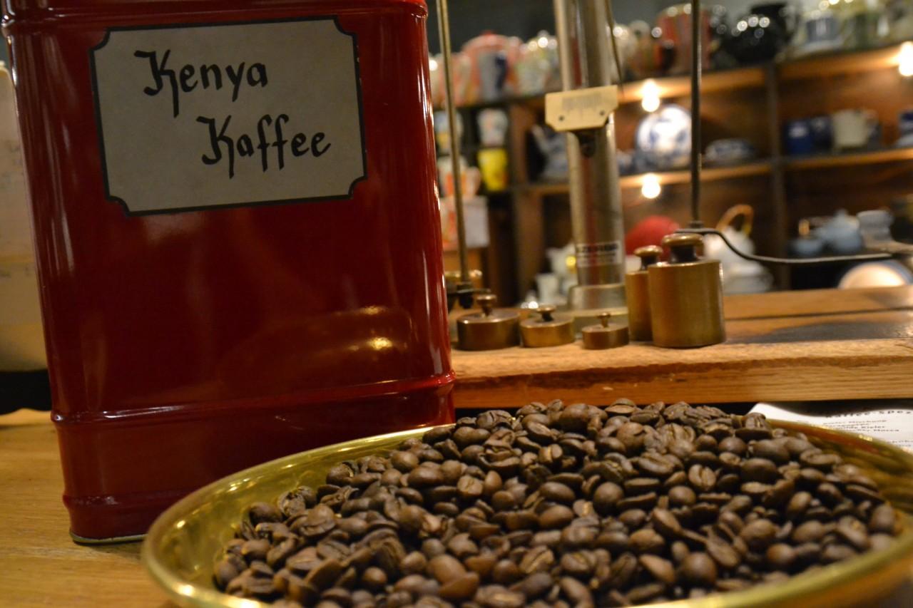 Kaffee Kenya
