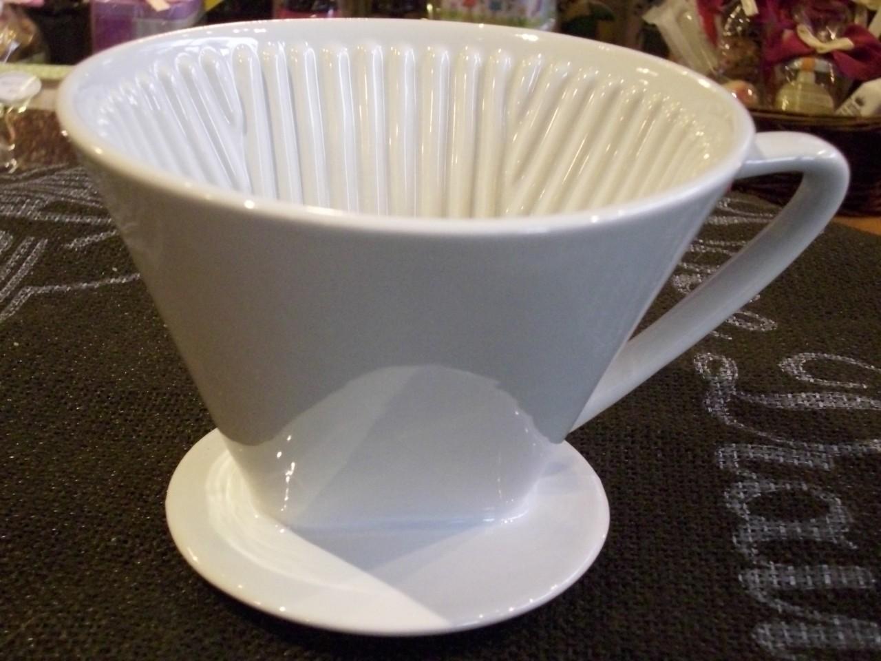Kaffe-Porzellan-Filter NR.2