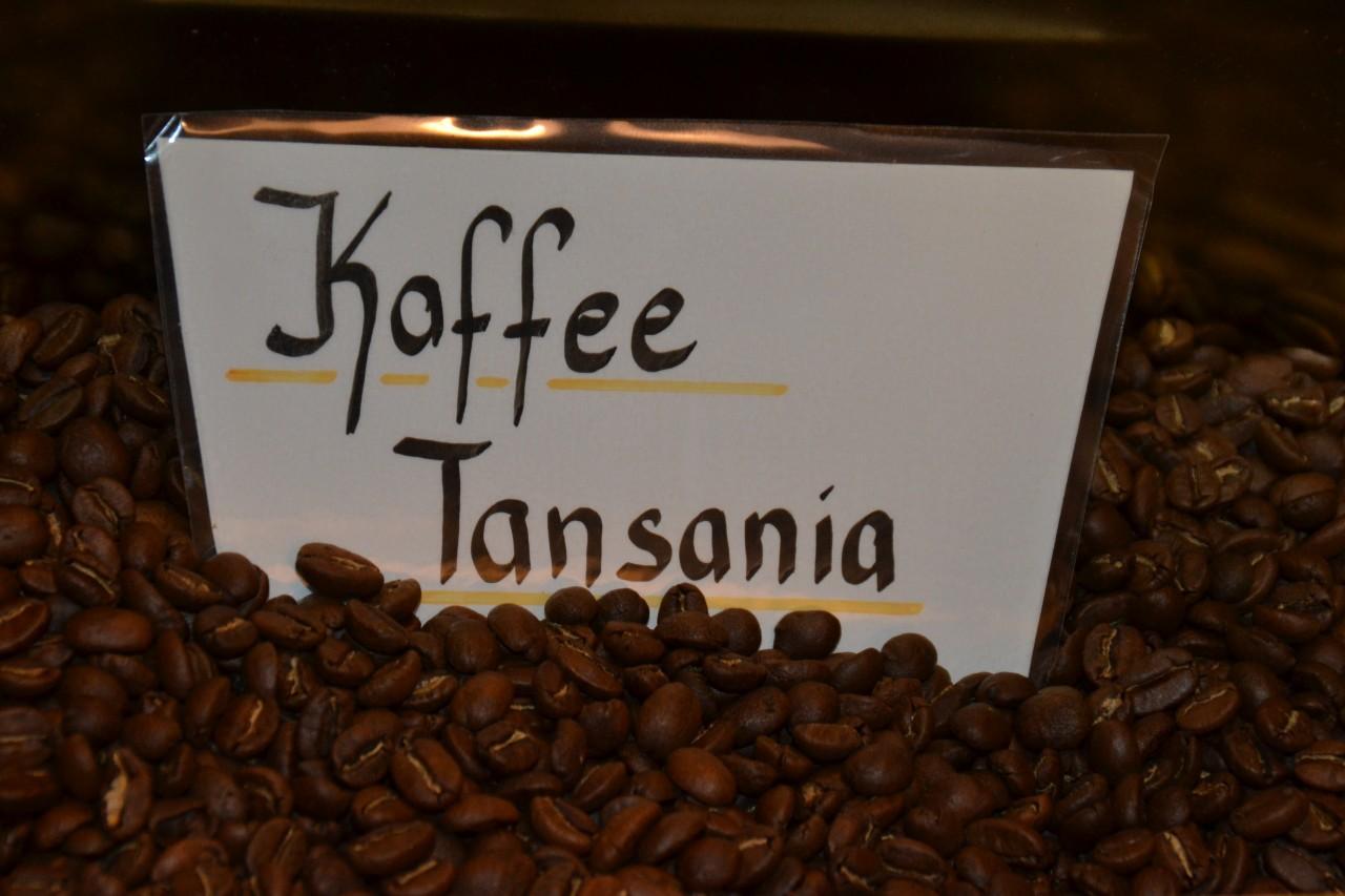 Kaffee Tansania