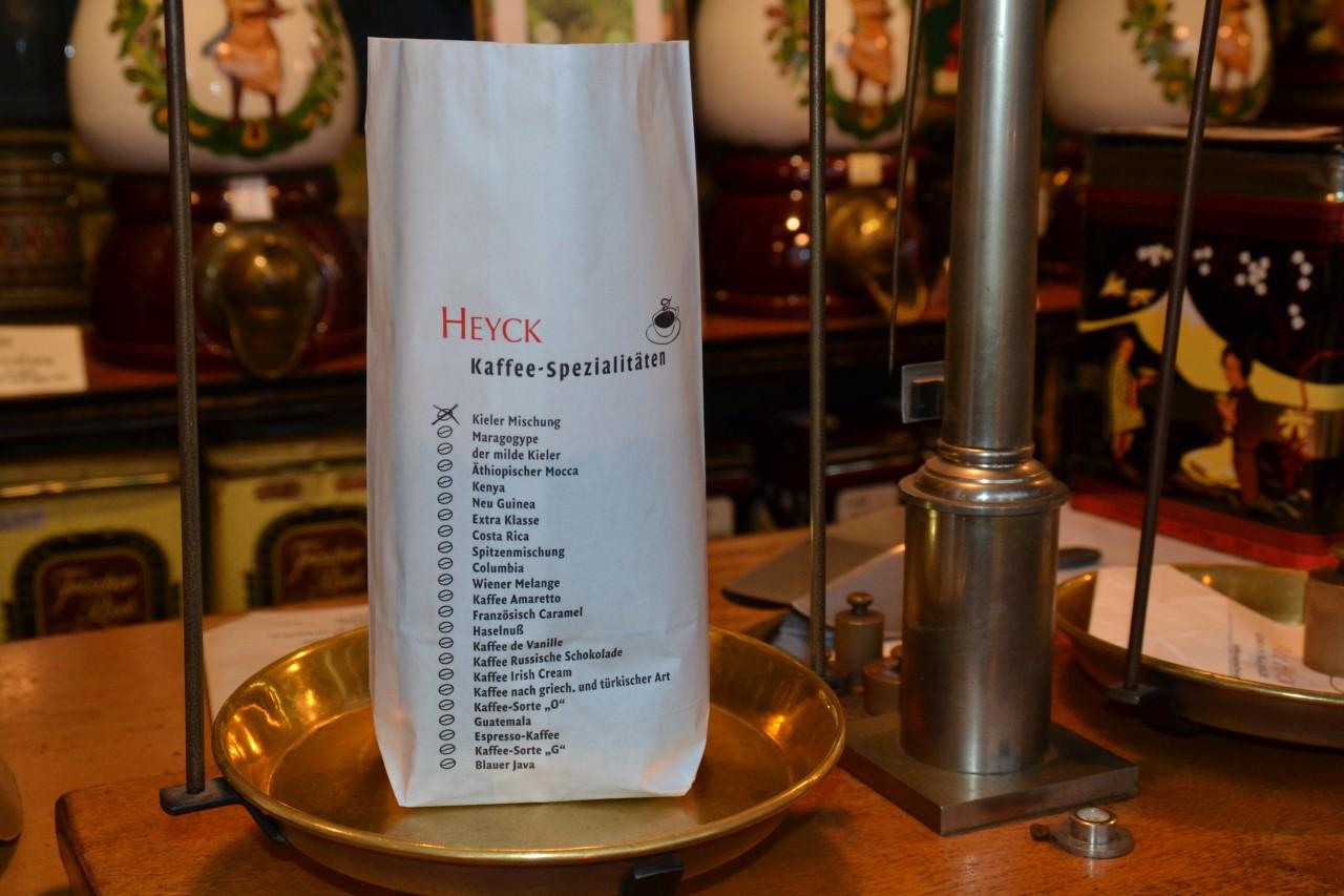 Kaffee Kieler Mischung