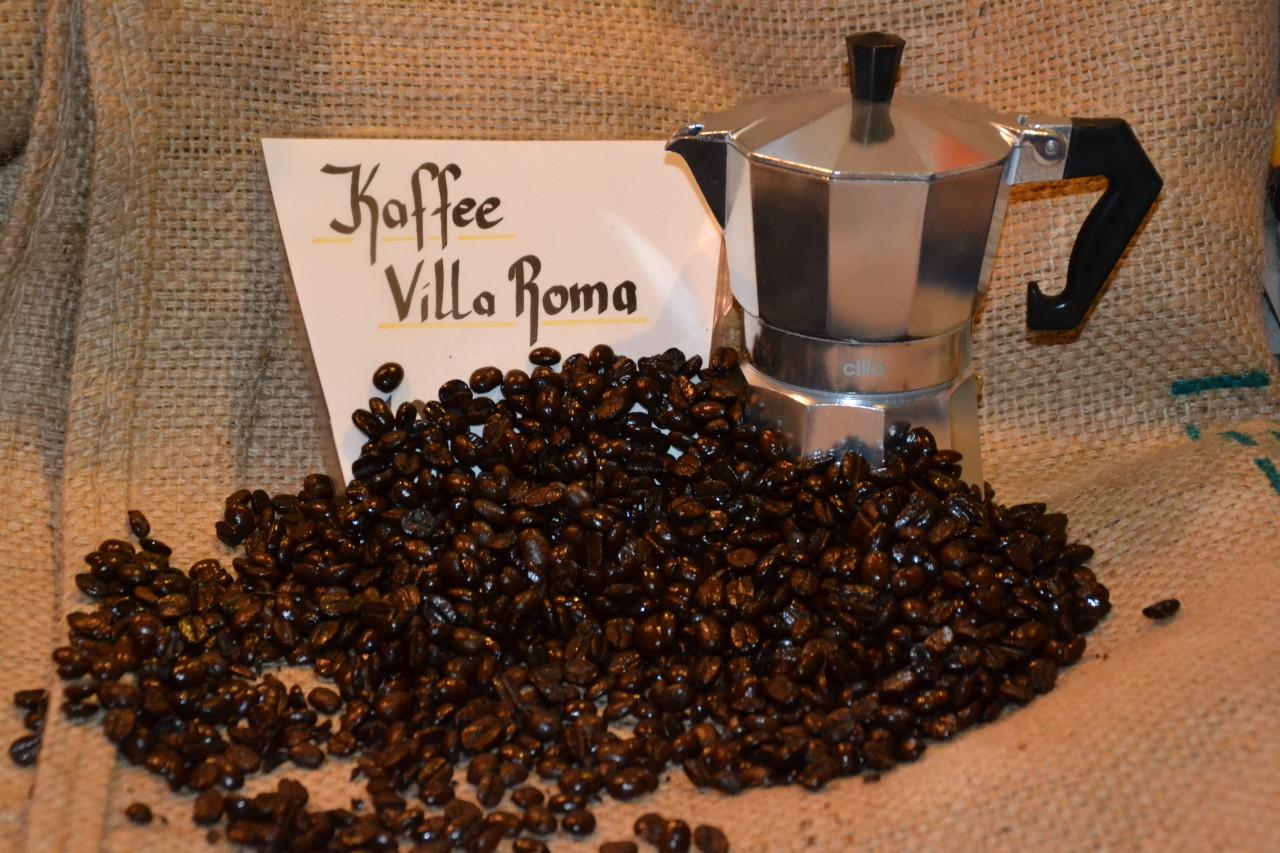 Kaffee Villa Roma
