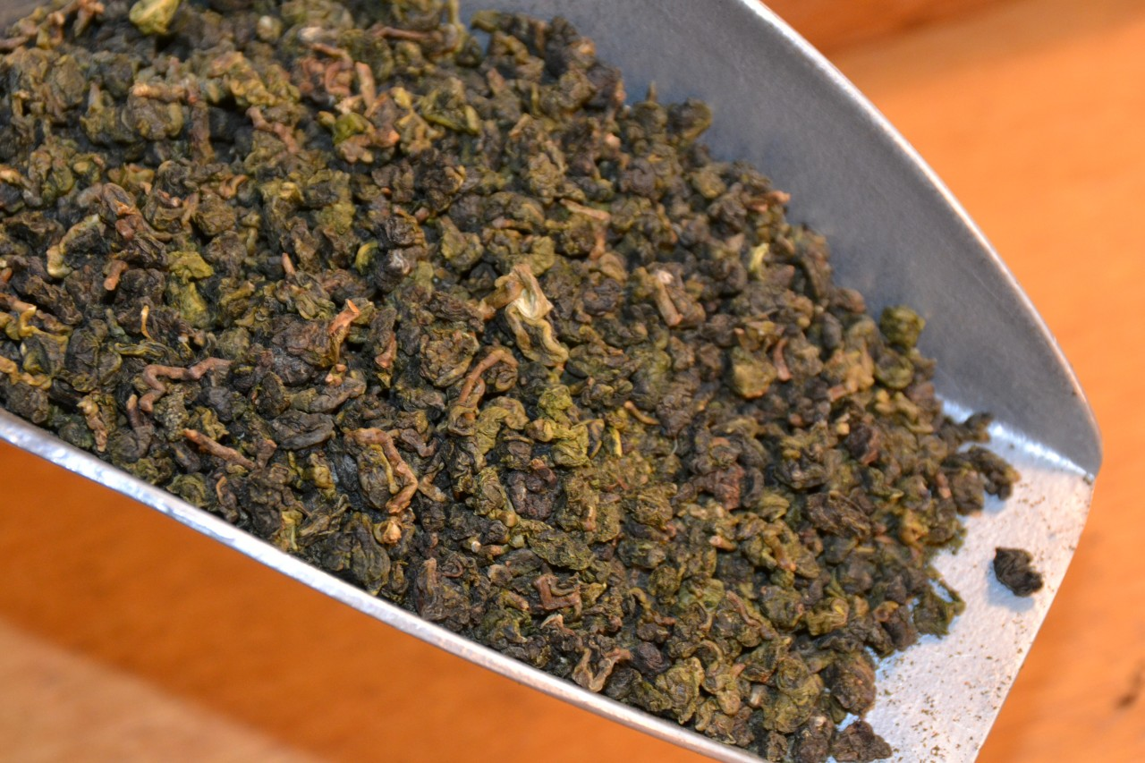 Formosa Jade Oolong Queen of Dug Ti 5