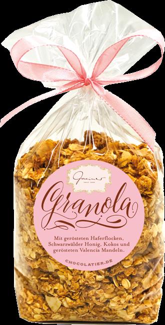Granolamüsli